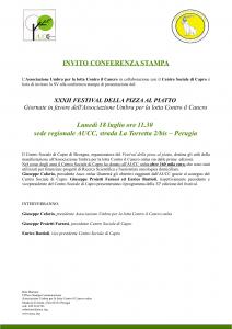 Invito conferenza stampa_18_07_16_ore_11.30_Collaborazione Centro Sociale di Capro Bevagna_AUCC ONLUS